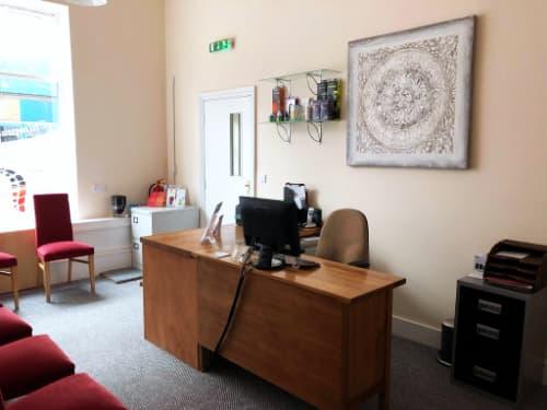 BWRT Salisbury Reception area